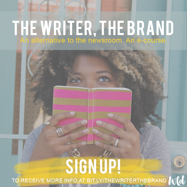 The Writer, The Brand