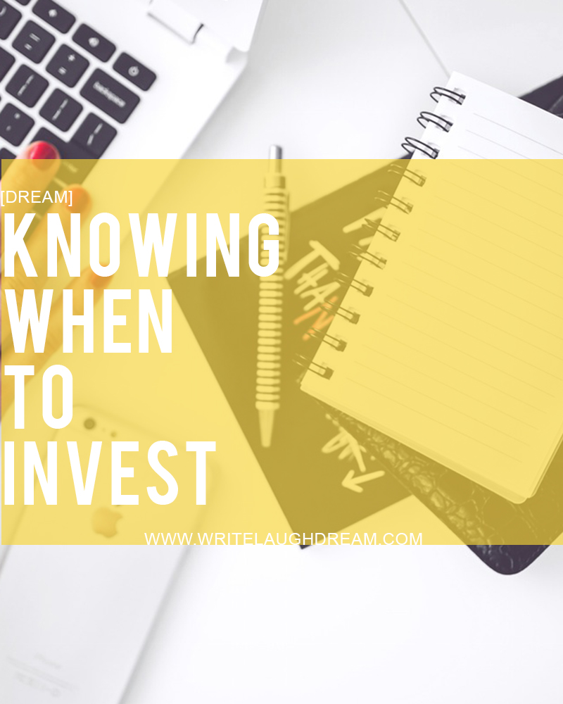 Knowing When to Invest in Your Business