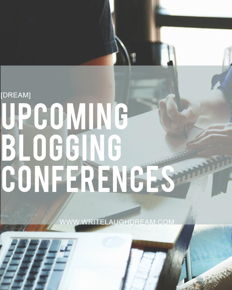 2016 Blogging Conferences