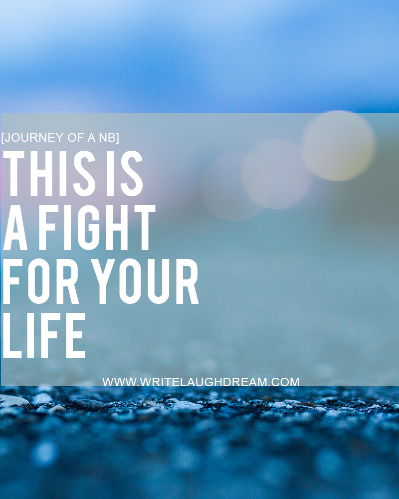 A Fight For Your Life