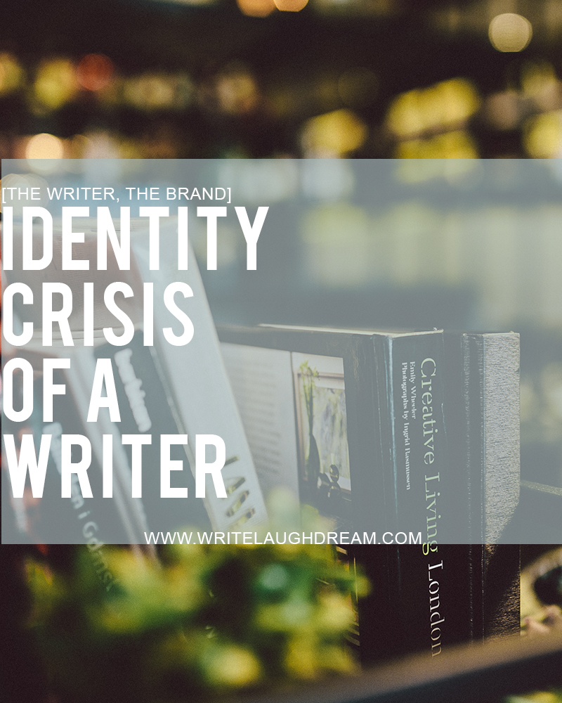 Identity Crisis of a Writer