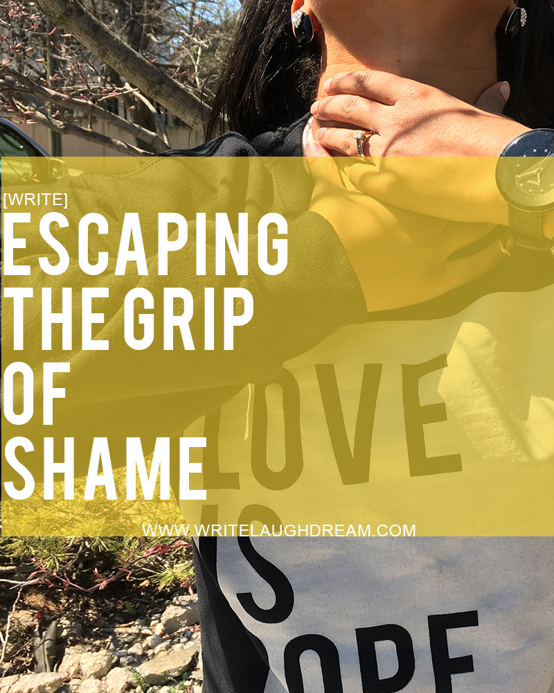 Escaping the Grip of Shame