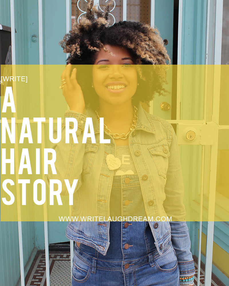 A Natural Hair Story