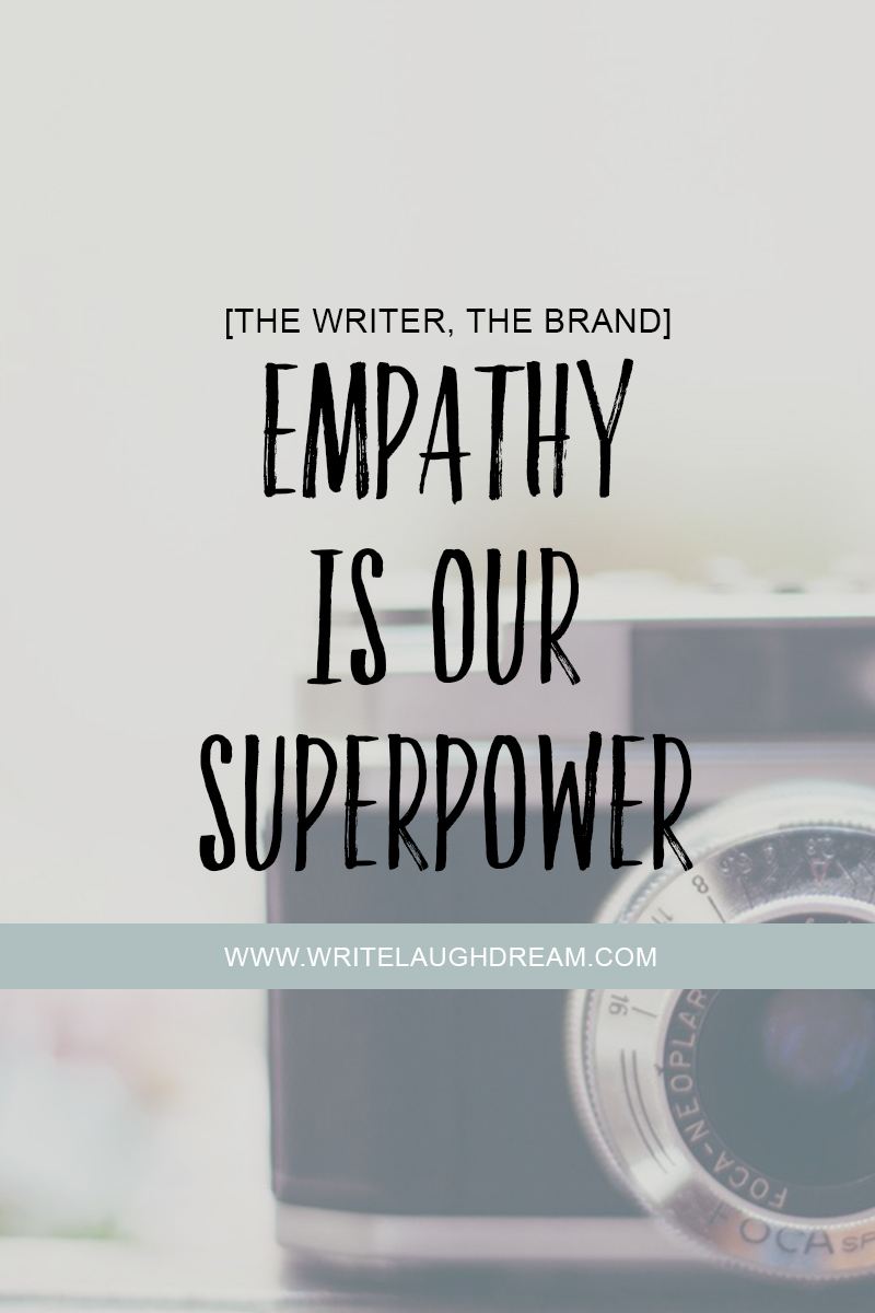 Empathy is Our Superpower
