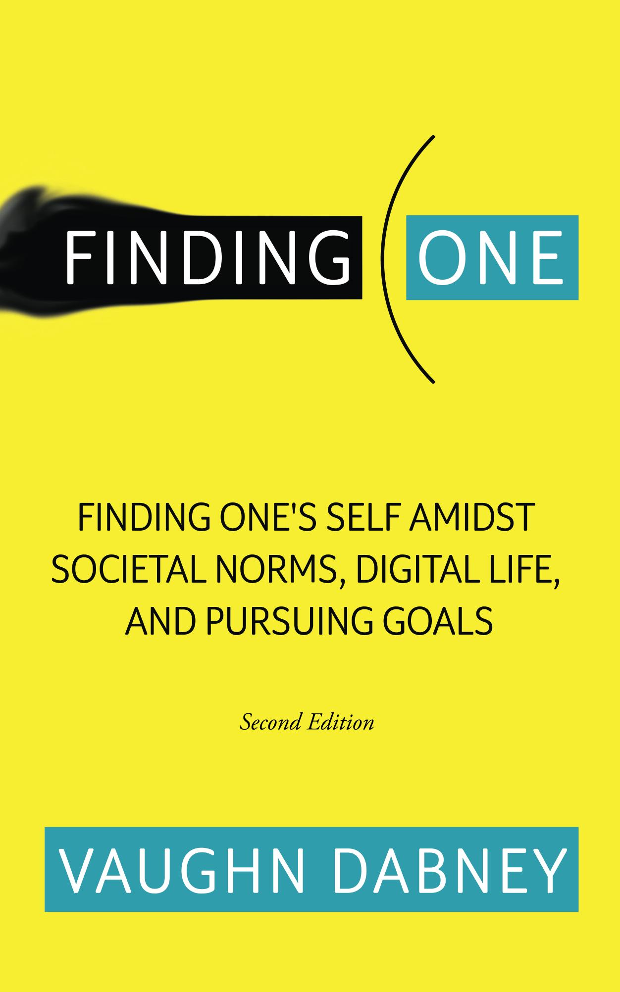 Finding One Cover