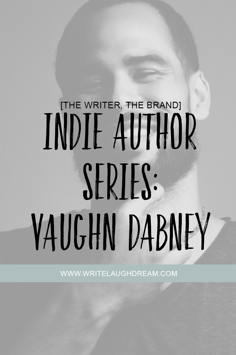 Indie Author Series Vaughn Dabney