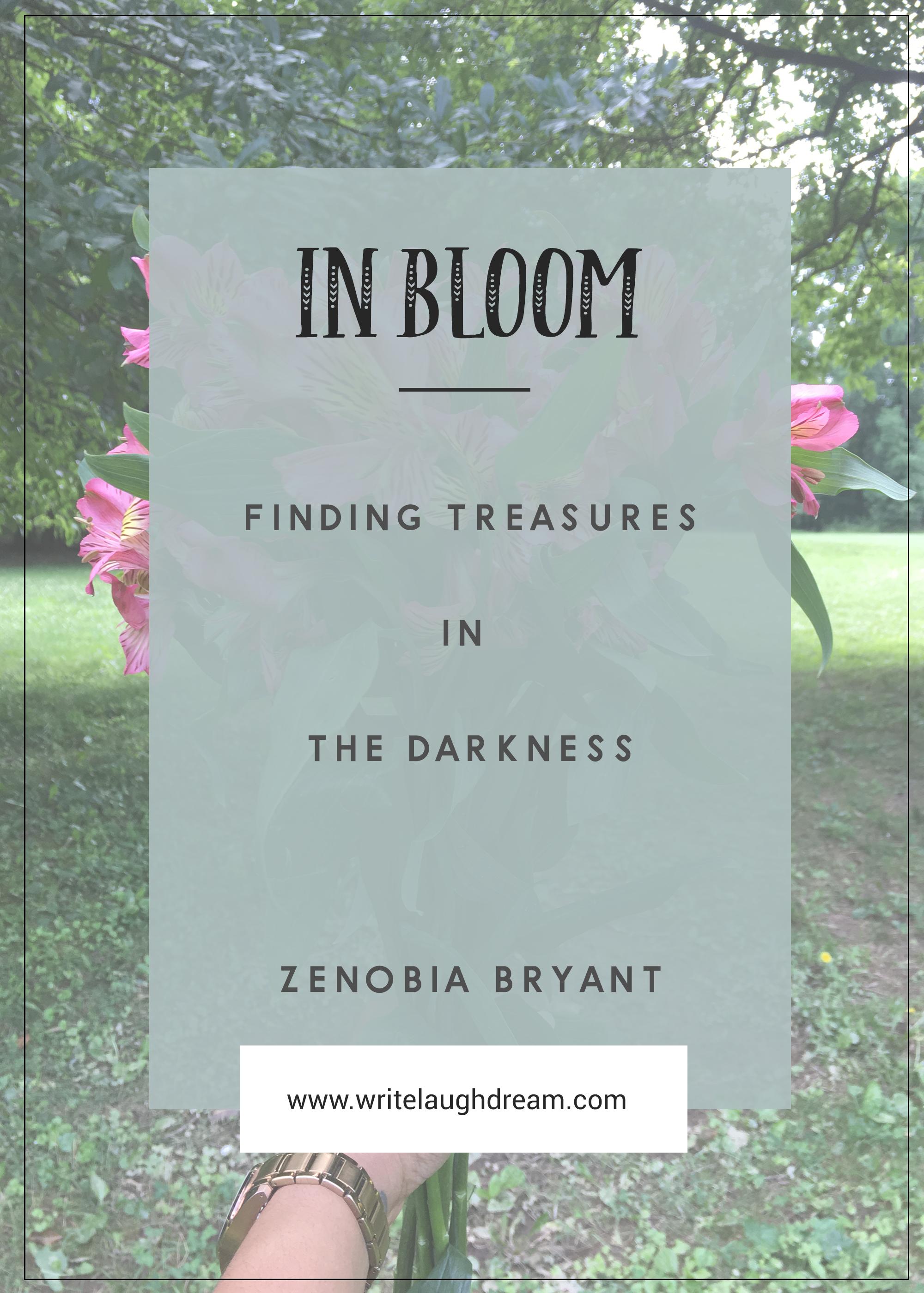 Finding Treasures in The Darkness .jpg