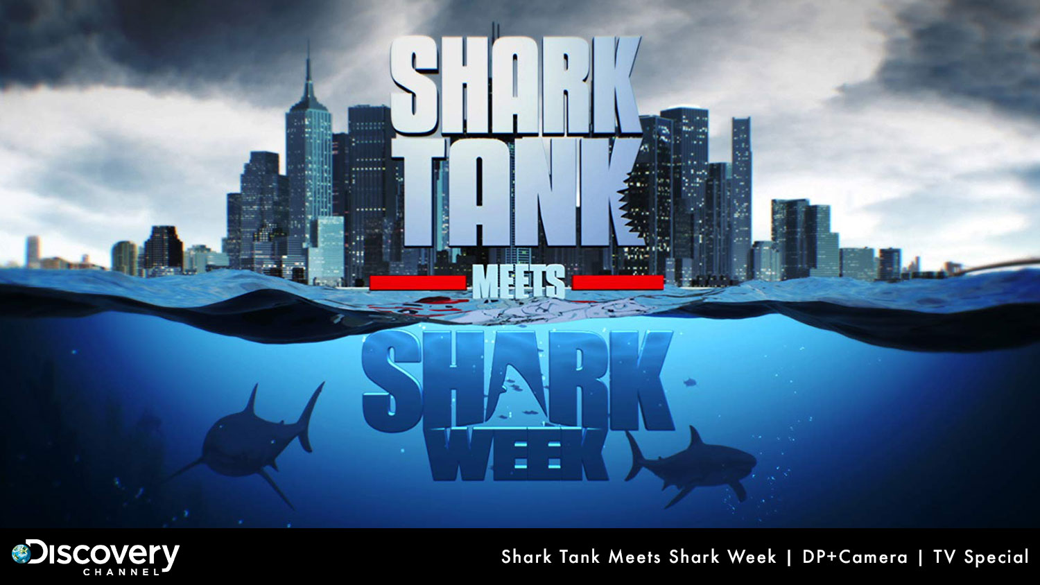 "Discovery ""Shark Tank Meets Shark Week"""