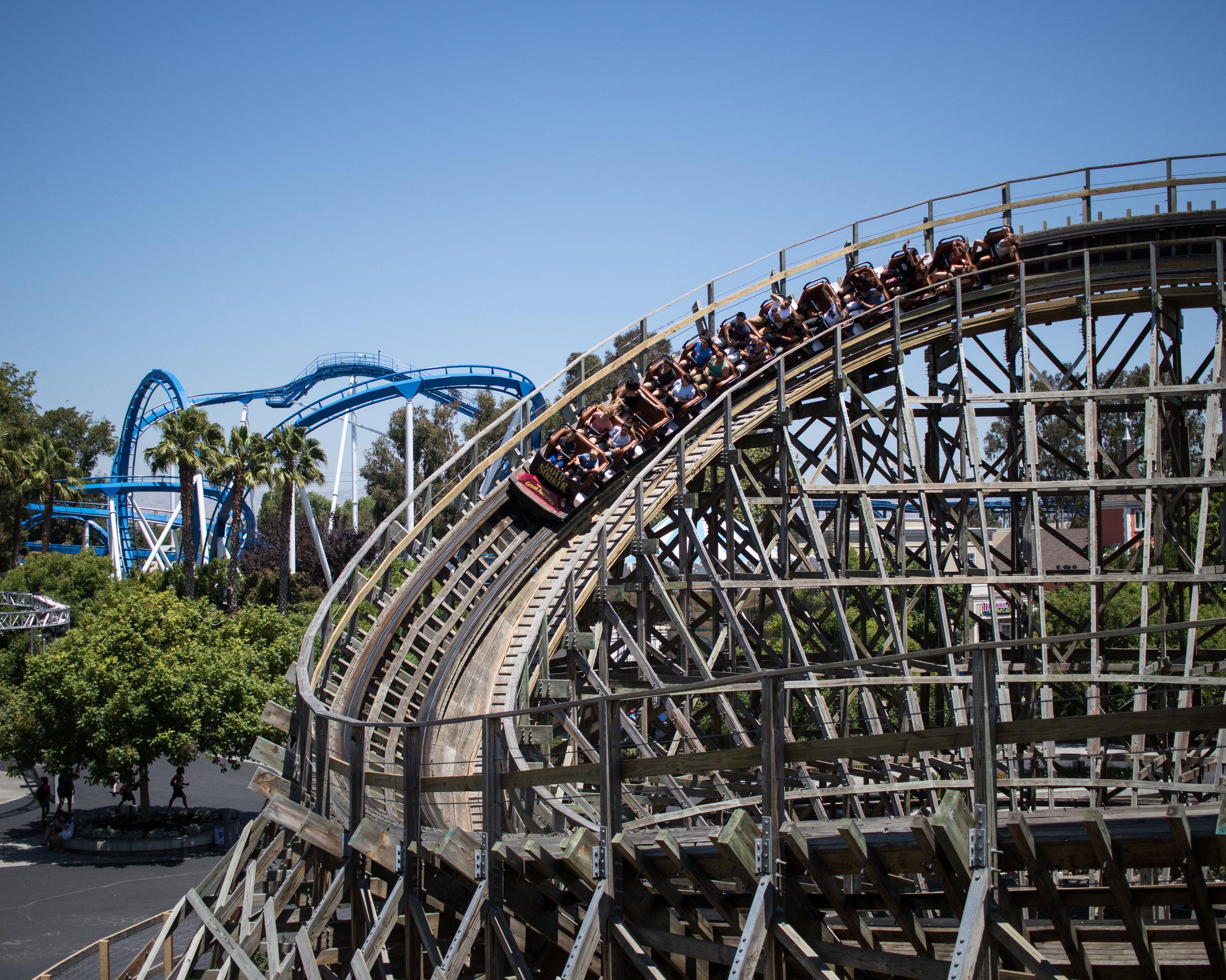 Photo: Cabin Crew Coaster Kings