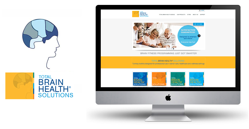 Total Brain Health Solutions - Wordpress Website