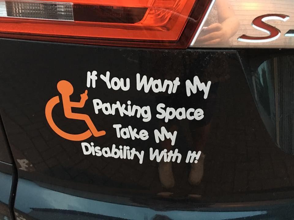 No permit - No park!