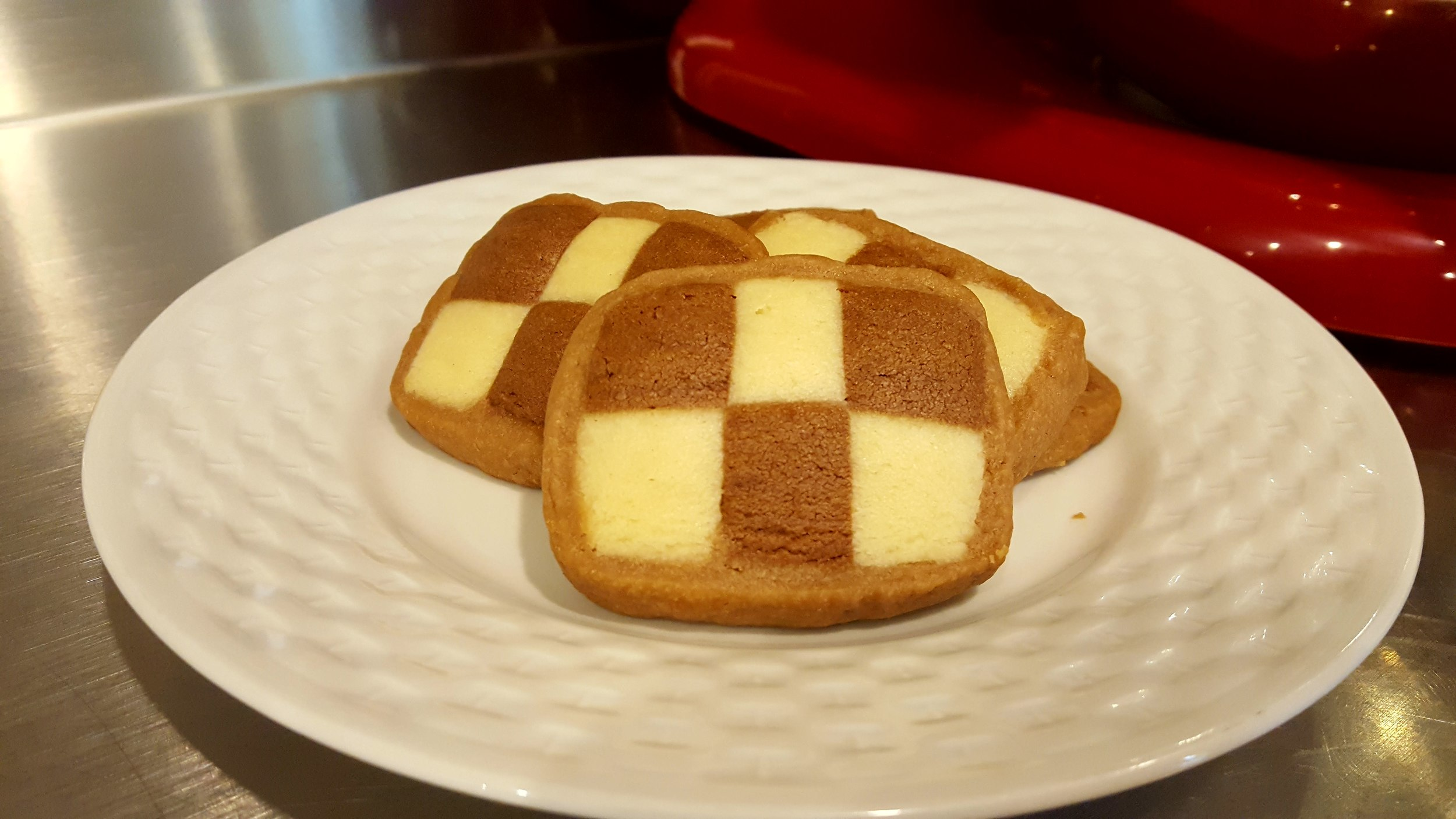 The Ultimate Cookie Challenge - Ashley's Checkerboards!