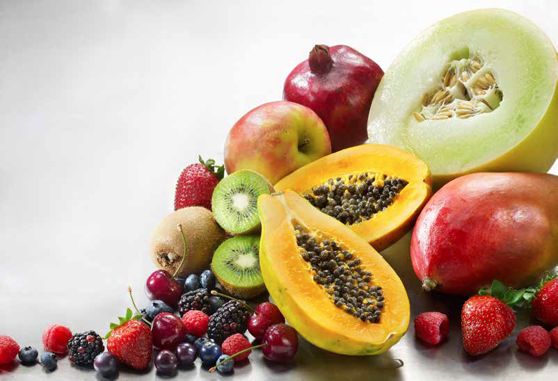 A Plethora of Fruit Choices
