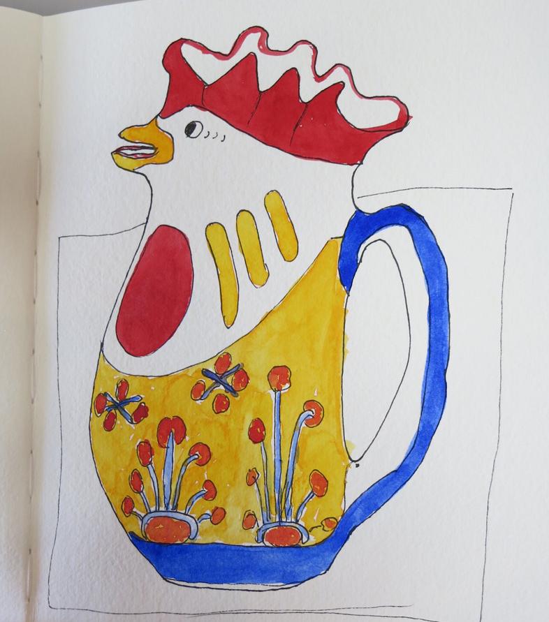 Katie's Rooster
