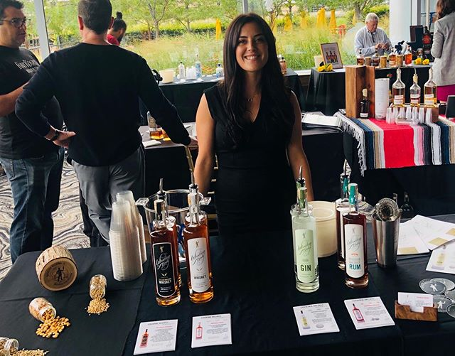 Fedway Craft Spirits Show this week in New Jersey. Cameron will be sampling on our Montana Distilled Spirits and wandering with #whiskey throughout the state! . . . . . #fedway #craftspirits #whistlingandy #wanderingwhiskey #craftgin #craftrum #montanamade #montanagrain #supportsmallbusiness #tradeshow @cammyparker