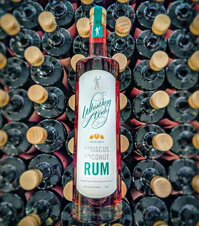 Who would have thought that an award-winning, coconut-flavored rum that packs big tropical flavor would be coming out of a small distillery in NW Montana.⠀ ⠀ Meet our Hibiscus Coconut Rum. This spirit's unique flavor and beautiful color originate from the dried hibiscus flowers and coconut, which are steeped directly into the rum. No artificial colors or flavors here!⠀ ⠀ Looking for some island vibes on this Thursday? Try out the Tropical Blossom.⠀ - 1 1/2 oz. Hibiscus Coconut Rum⠀ - 3/4 Lemon Juice⠀ - 1 oz. Hibiscus Tea⠀ - 1/2 oz. Simple Syrup⠀ - 3/4 oz. Egg White⠀ Combine all ingredients into shaker and dry shake vigorously. Add ice and shake until tin frosts. Strain into chilled coupe glass and garnish with a dash of bitters.