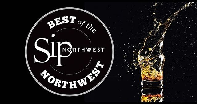 With the end of the summer brings @sipnorthwest Magazine  Best of the Northwest!  This year we had 4 spirits get recognized. Our Huckleberry Vodka, White Rum and Hibiscus Coconut Rum received Judges Picks for their respected categories and our Harvest Select Whiskey took home a Bronze Medal in the Whiskey Category. #bestofthenw2019