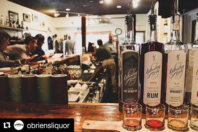 Thanks for coming out to see us today!  #Repost @obriensliquor ・・・ Battling the rain with big bold flavor in Bigfork with @whistlingandy today! They come by that eye-popping color honestly, using only fresh natural ingredients like dried hibiscus 🌺 for the Hibiscus Coconut Rum.  FYI their tasting room is just like their liquor: packed with warmth and character! Of course we carry Whistling Andy in our store, but if you get the chance, be sure to stop by their Tasting Room and say hi 👋  #montanamoment #distilleryhopping #montanadistilleries #localdistillery #rum #finespirits #406 #bigforkmontana #whiskytasting #tastingroom #spiritofsperry #whiskybarrel #adventureliveshere #adventureathome #flatheadlake #bigfork #montana