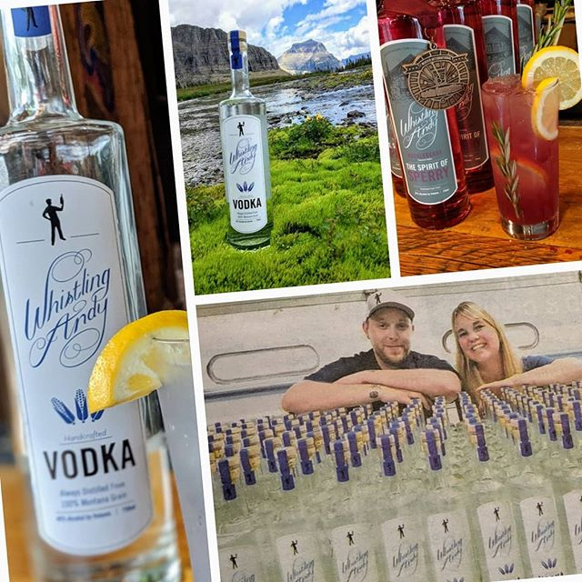 It's Friday, It's National Vodka Day, it's time for a cocktail! We're celebrating all things Vodka with 2 for 1 cocktails with purchase of Vodka bottle!