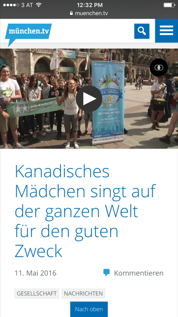 Germany: Muenchen.TV