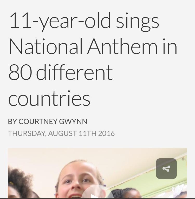 Final anthem!!