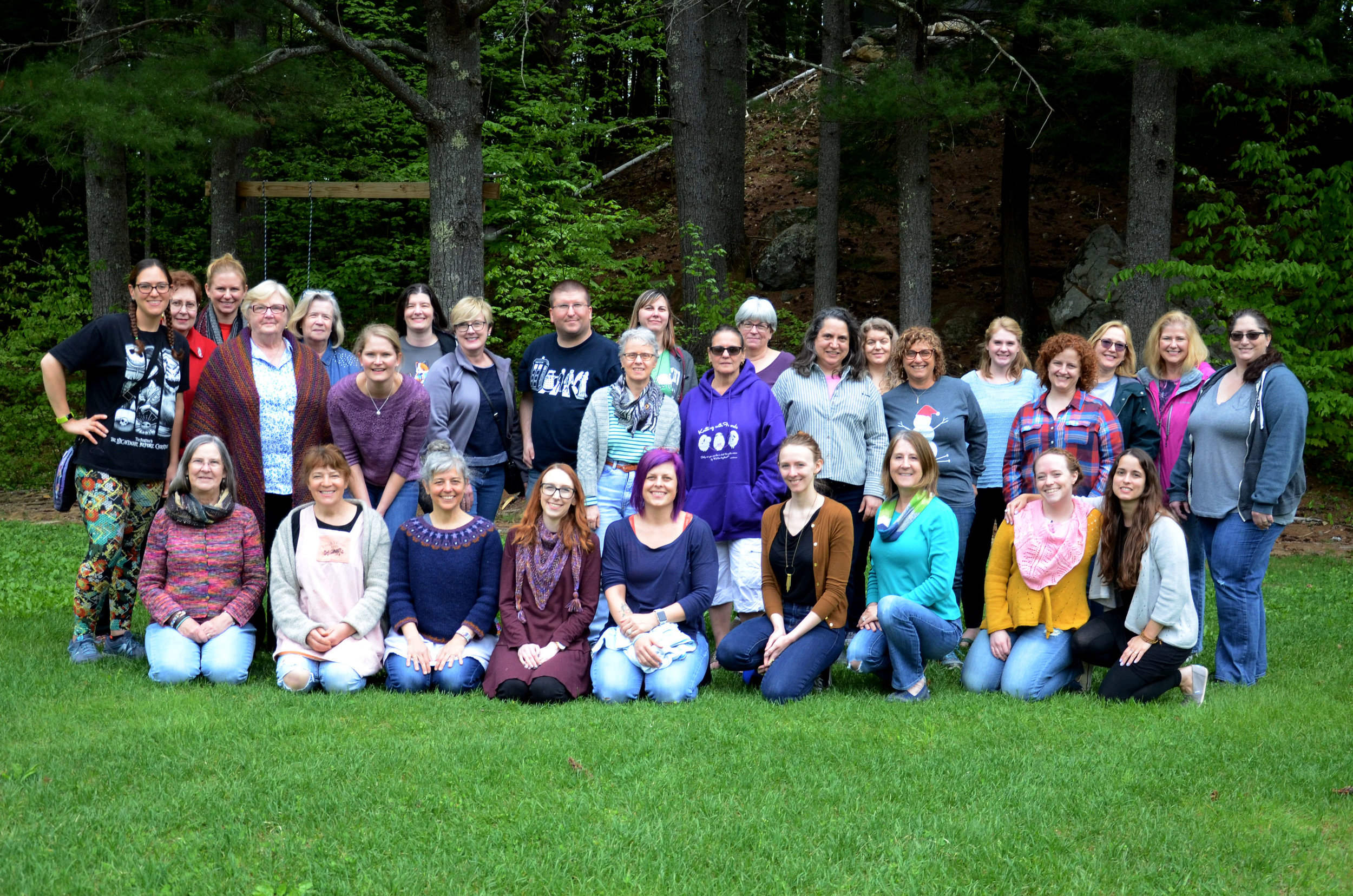 LAKESIDE FIBER RETREAT 2018