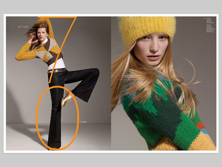 Joe Fresh Fashion Editorial