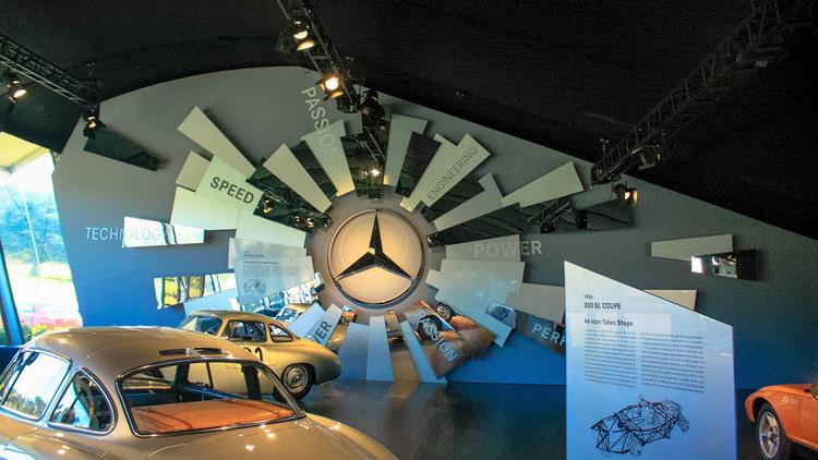 Mercedes Concours d'Elegance