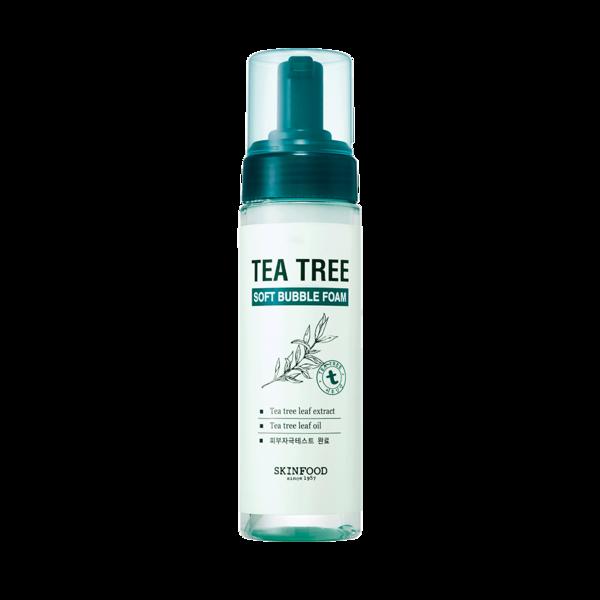 Skin Food  tea tree foam cleanser