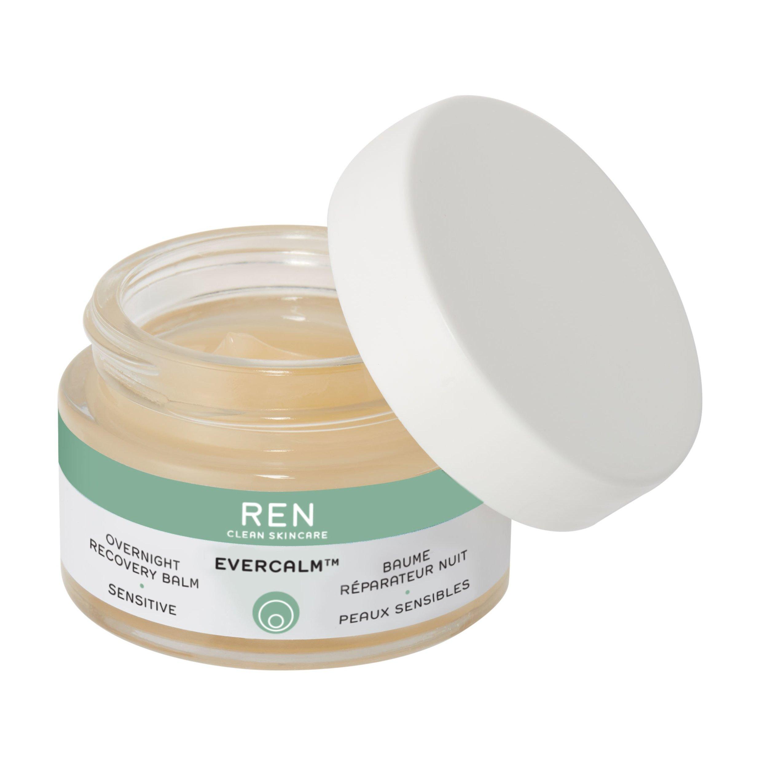 REN  overnight recovery balm