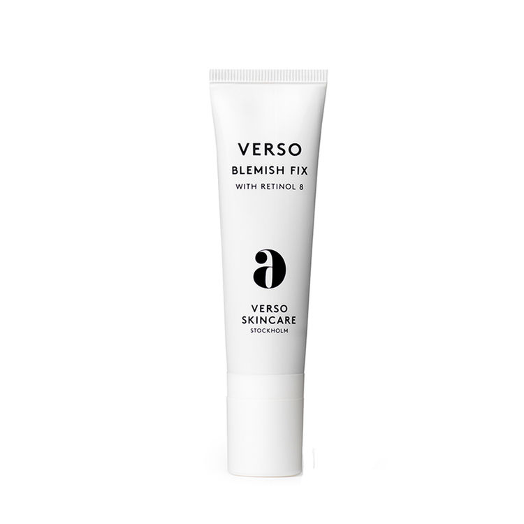Verso  blemish fix spot treatment