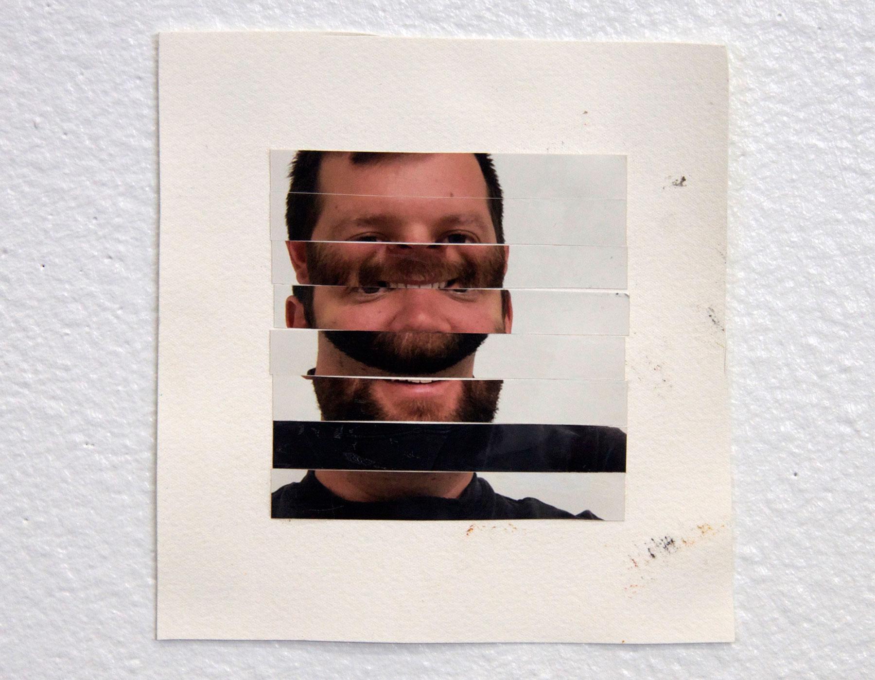 Self-Portrait (A Crack Up)