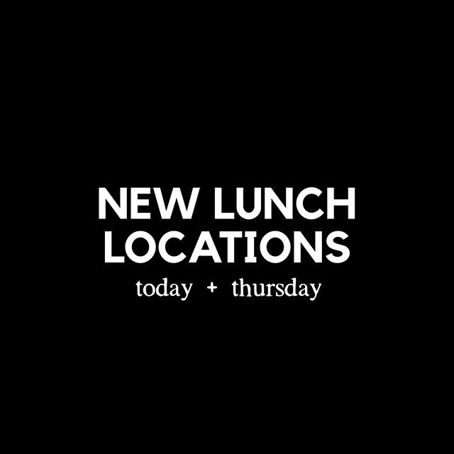 🚨🚨 NEW LUNCH LOCATION 🚨🚨 ⠀⠀⠀⠀⠀⠀⠀⠀⠀ We're moving our *THURSDAY* lunches to @ Stamford food truck park ⠀⠀⠀⠀⠀⠀⠀⠀⠀ Catch us for lunch *TODAY* near @harborpointstamford ⠀⠀⠀⠀⠀⠀⠀⠀⠀ We hope to see you there 💜 ... 🚐  TODAY Wed. Nov 6; Lunch @ ITV ; 700 Canal st, Stamford. 11:30AM-2:00PM ⠀⠀⠀⠀⠀⠀⠀⠀⠀ 🚐 Thurs. Nov 7; Lunch @ Stamford Food Truck Park. 545 Main st, Stamford. 11:30-2:00PM @stamfordfoodtruckparc ⠀⠀⠀⠀⠀⠀⠀⠀⠀ 🚐  FRIDAY Nov 8; Lunch @ Americares. 88 Hamilton Ave, Stamford. 11:30AM-2:00PM ⠀⠀⠀⠀⠀⠀⠀⠀⠀ ✖️CLOSED SAT & SUN for private events ✖️ ... 🍻 @decadentales all week long🍻 ... #itswhatsHAPAning