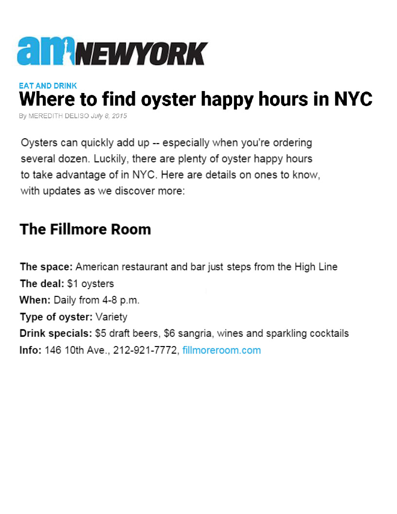 The Fillmore Room amNY.com Oyster Happy Hours in NYC 7 8 2015.jpg