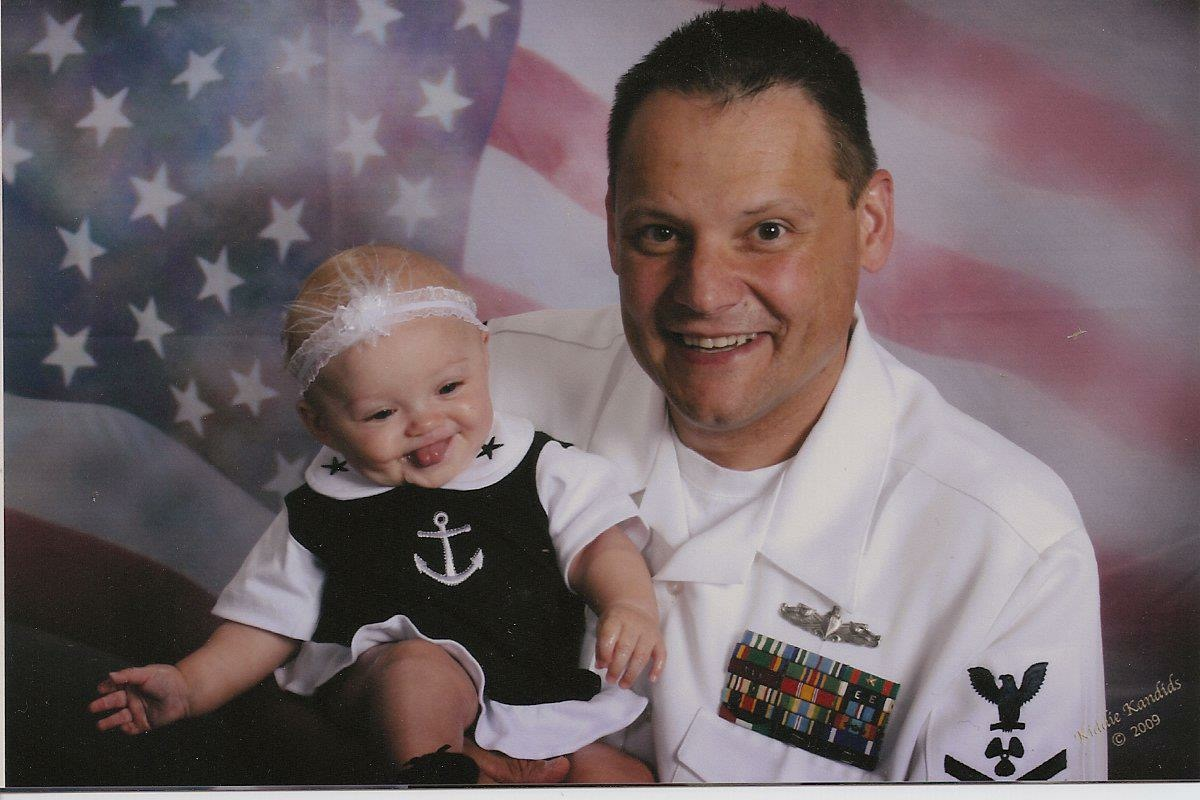 Svetomir (Steve) Stojadinovic, US Navy