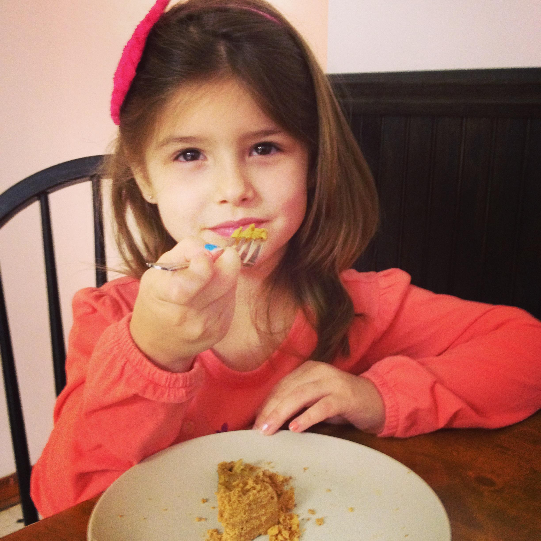 sweet potato pie!