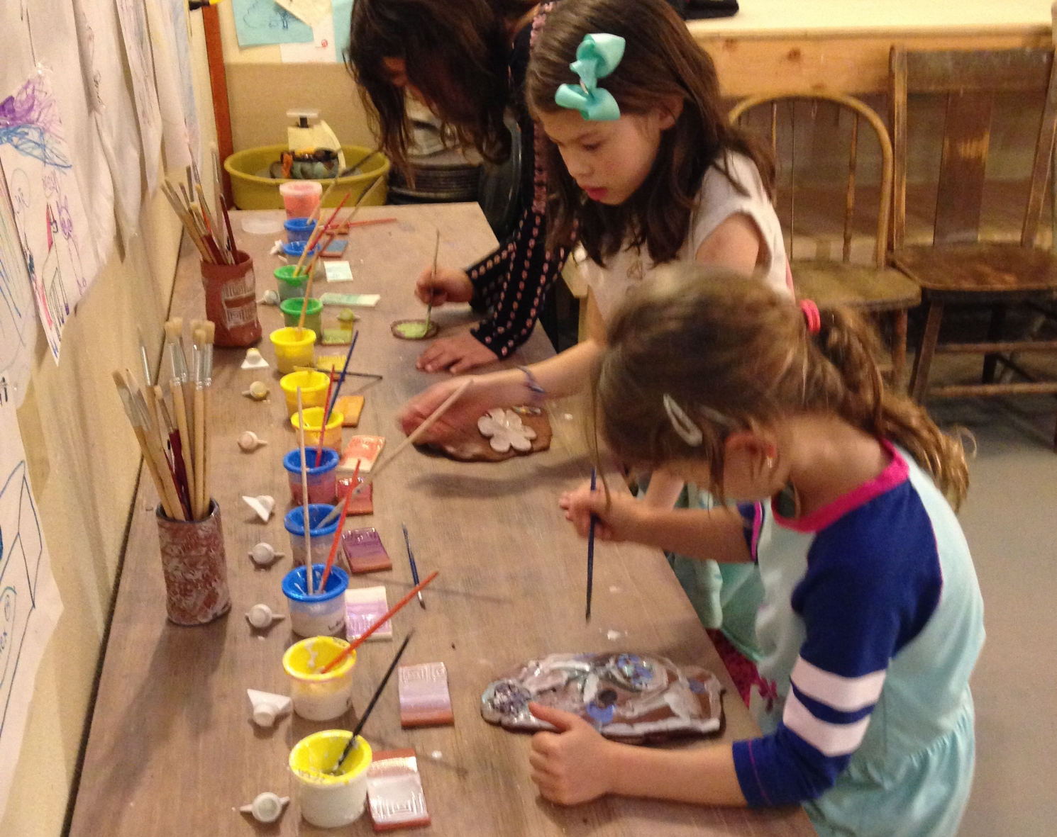 - KIDS CLAY CLASSES