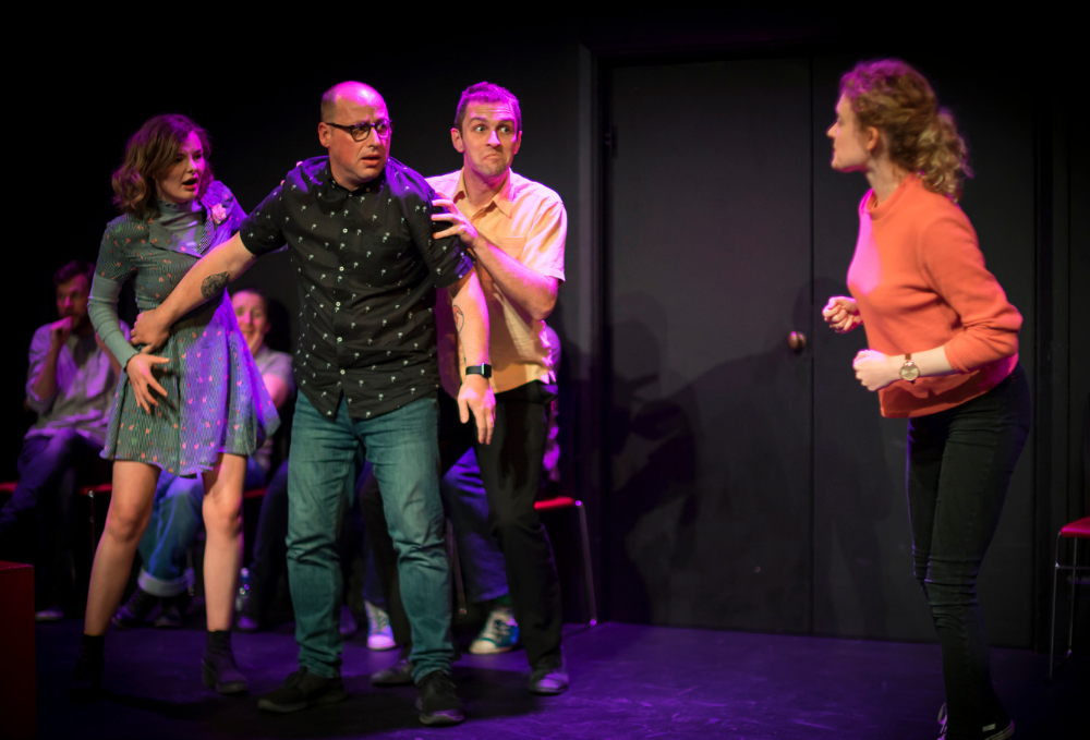 All-In All-Out Improv Bout