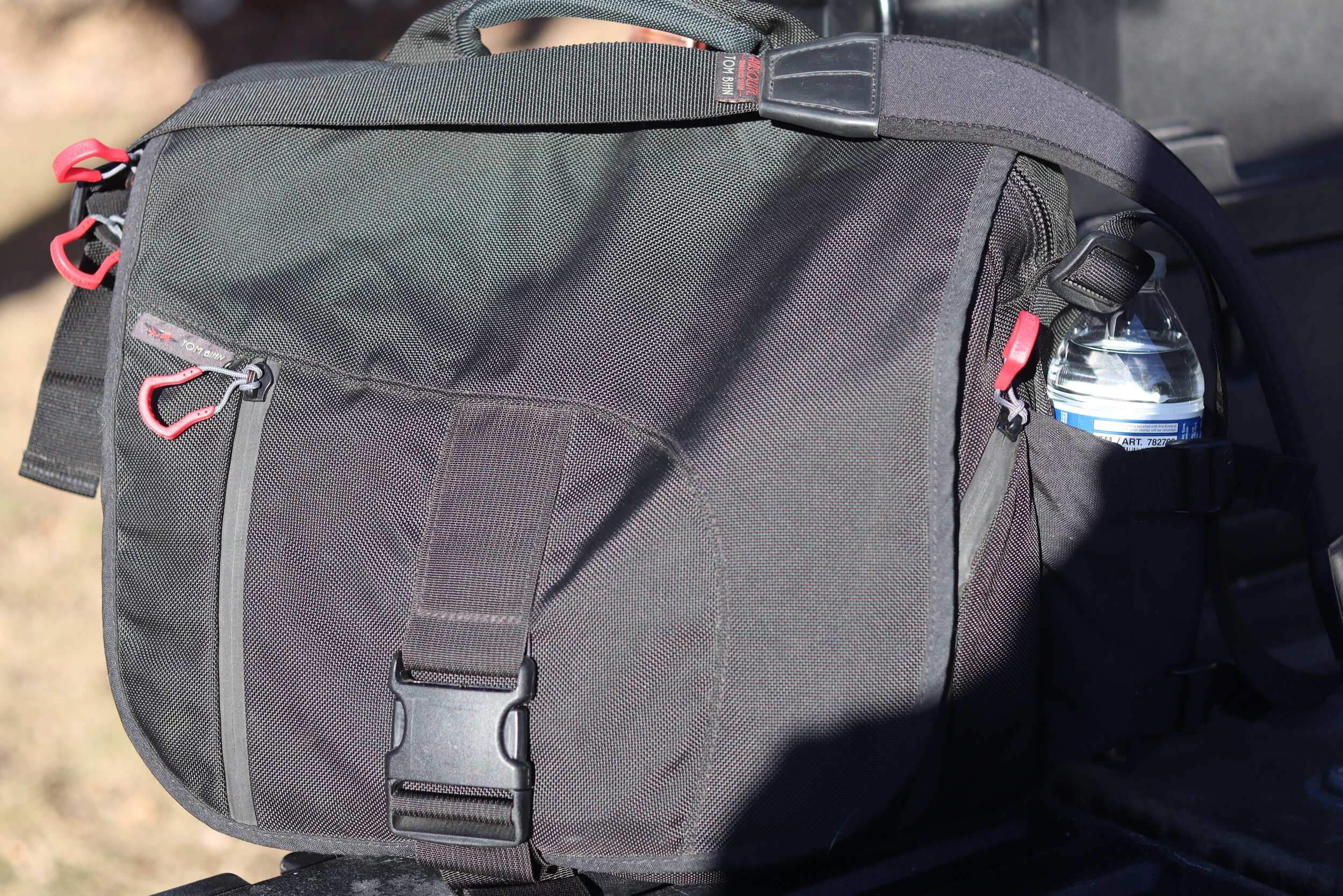 Tom Bihn Id Messenger Bag Review Rmk
