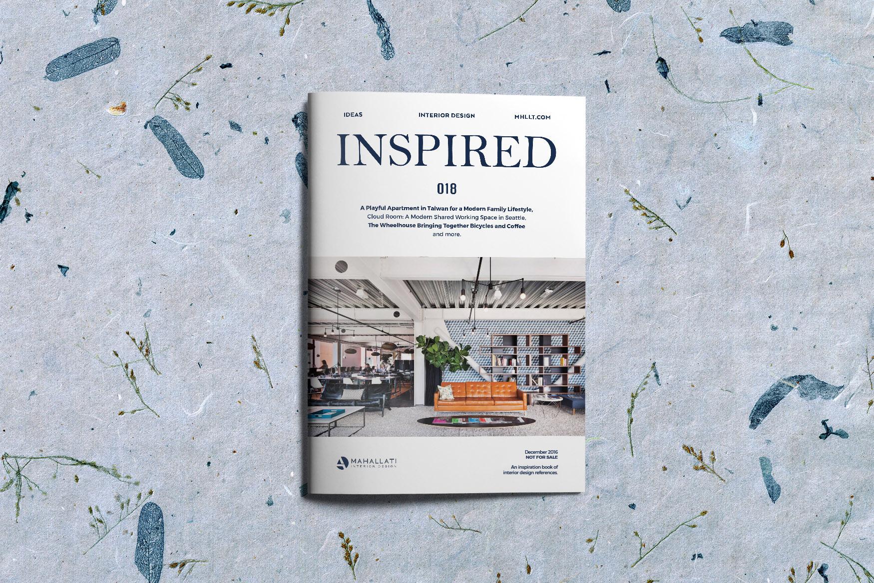 Inspired Vol 18 - December 2016