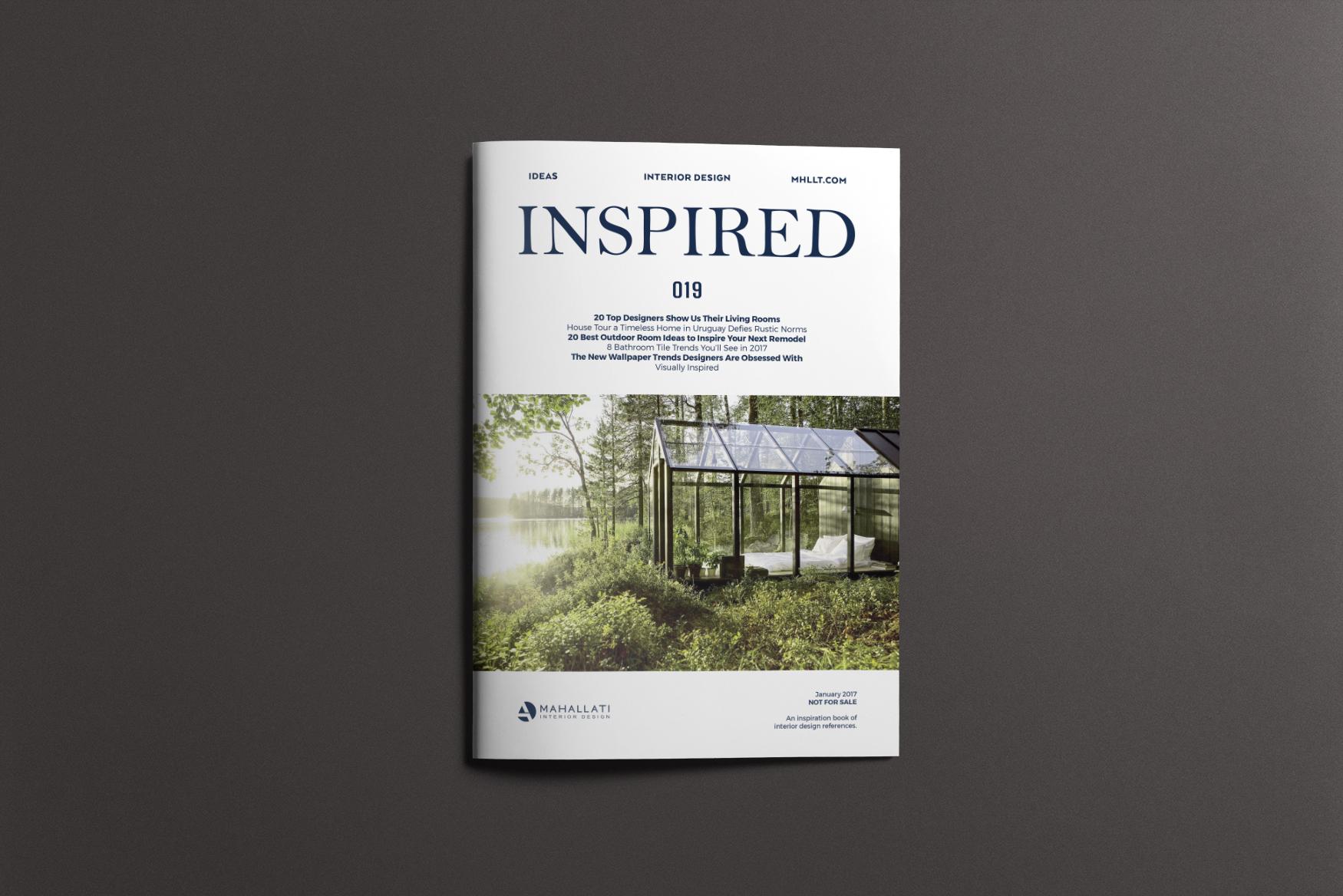 Inspired Vol 19 - January 2017