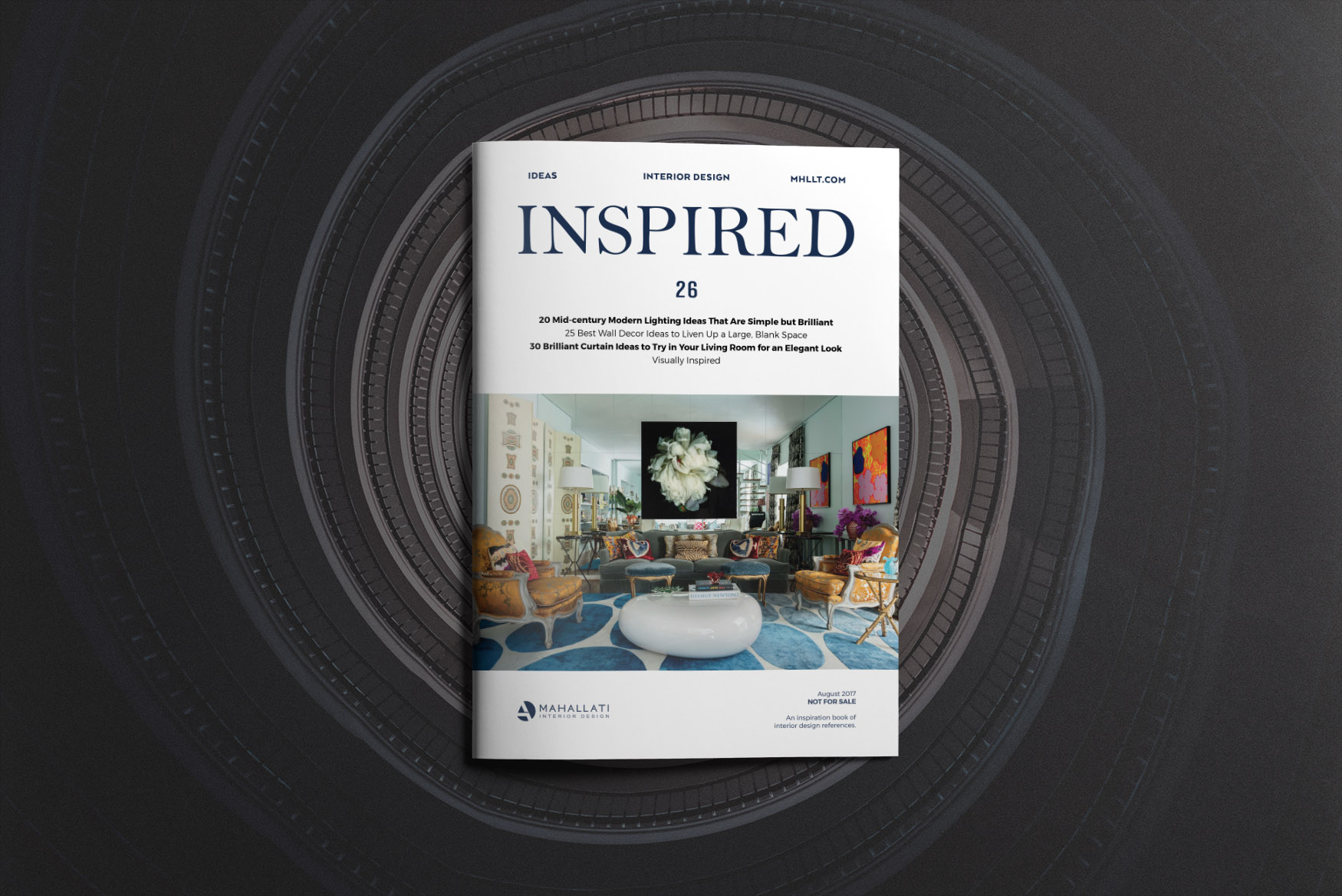 Inspired Vol 26 - August 2017