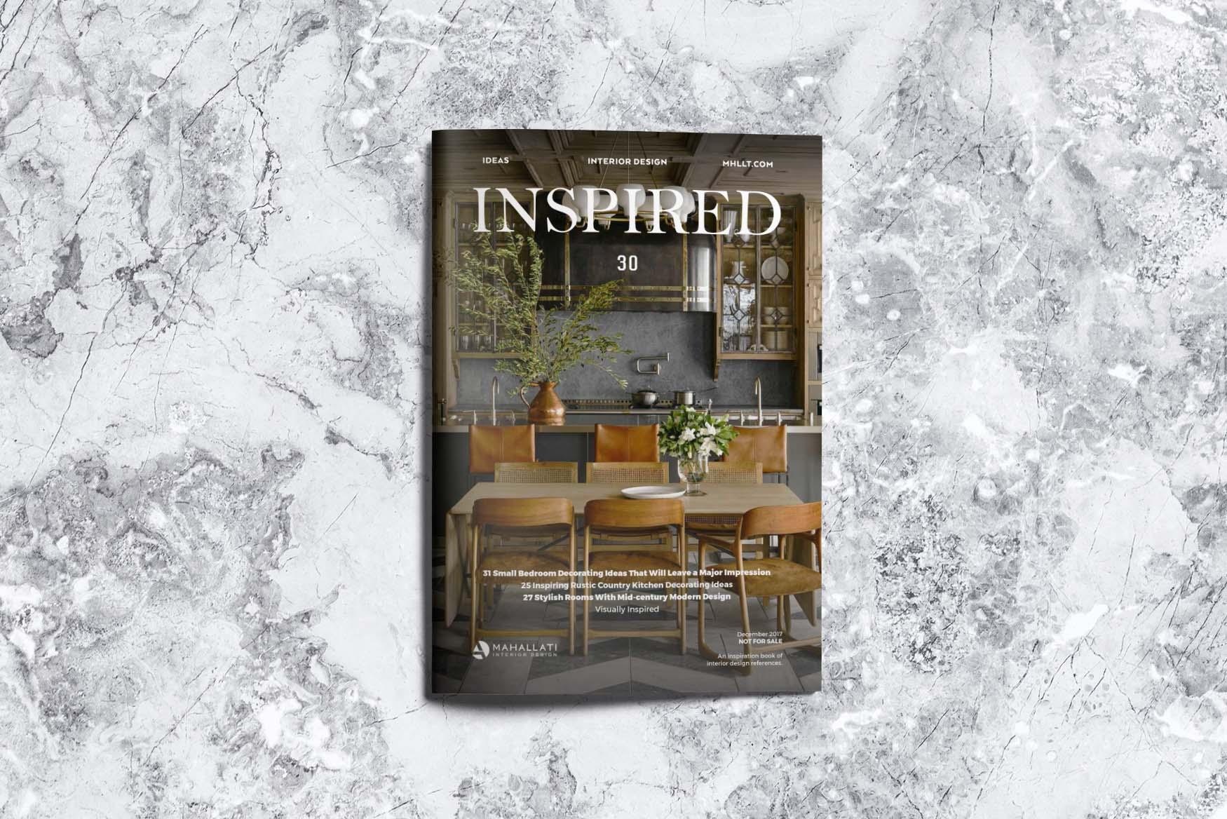 Inspired Vol 30 - December 2017