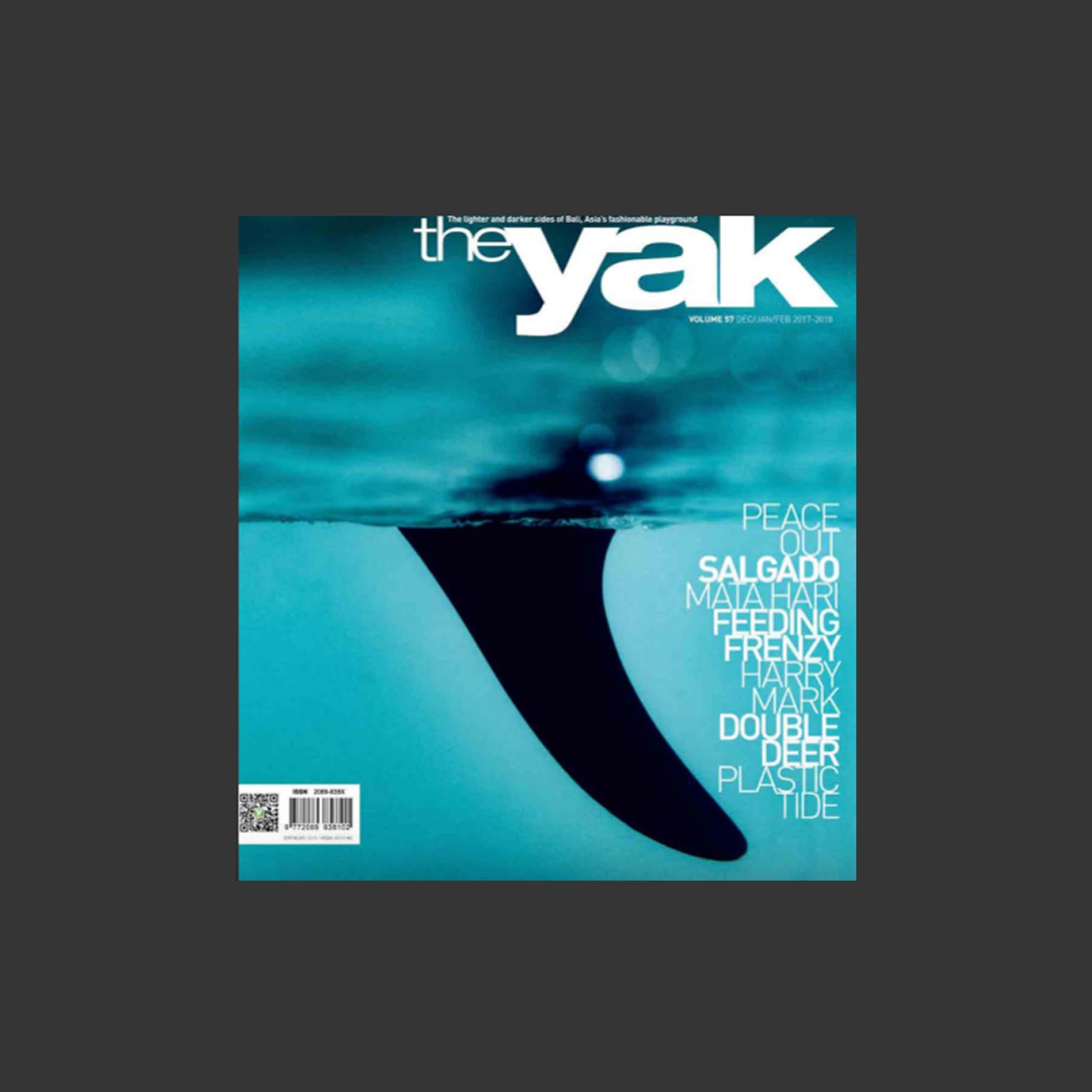The Yak 57 Dec, Jan & Feb 2017-2018
