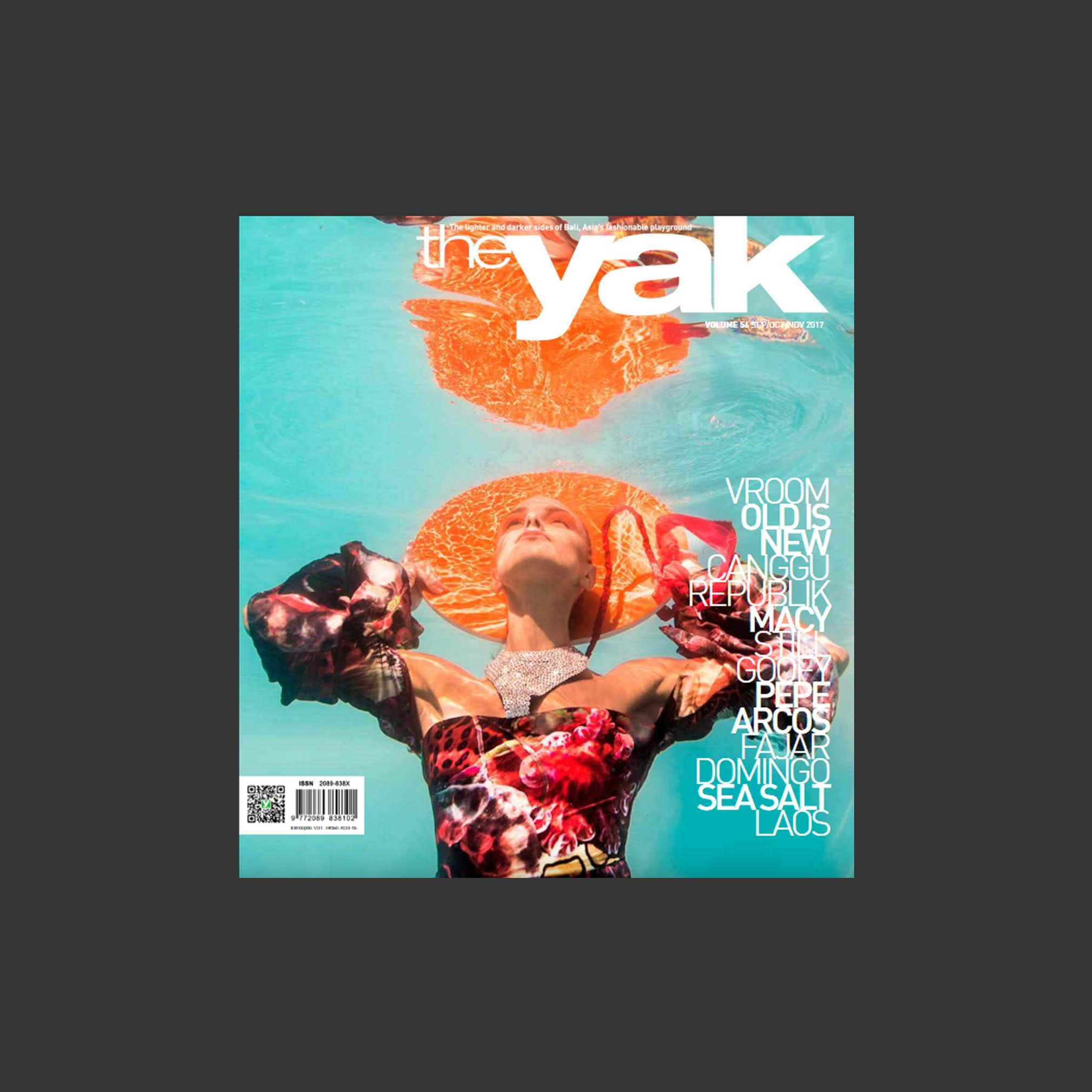 The Yak 56 Sep, Oct & Nov 2017