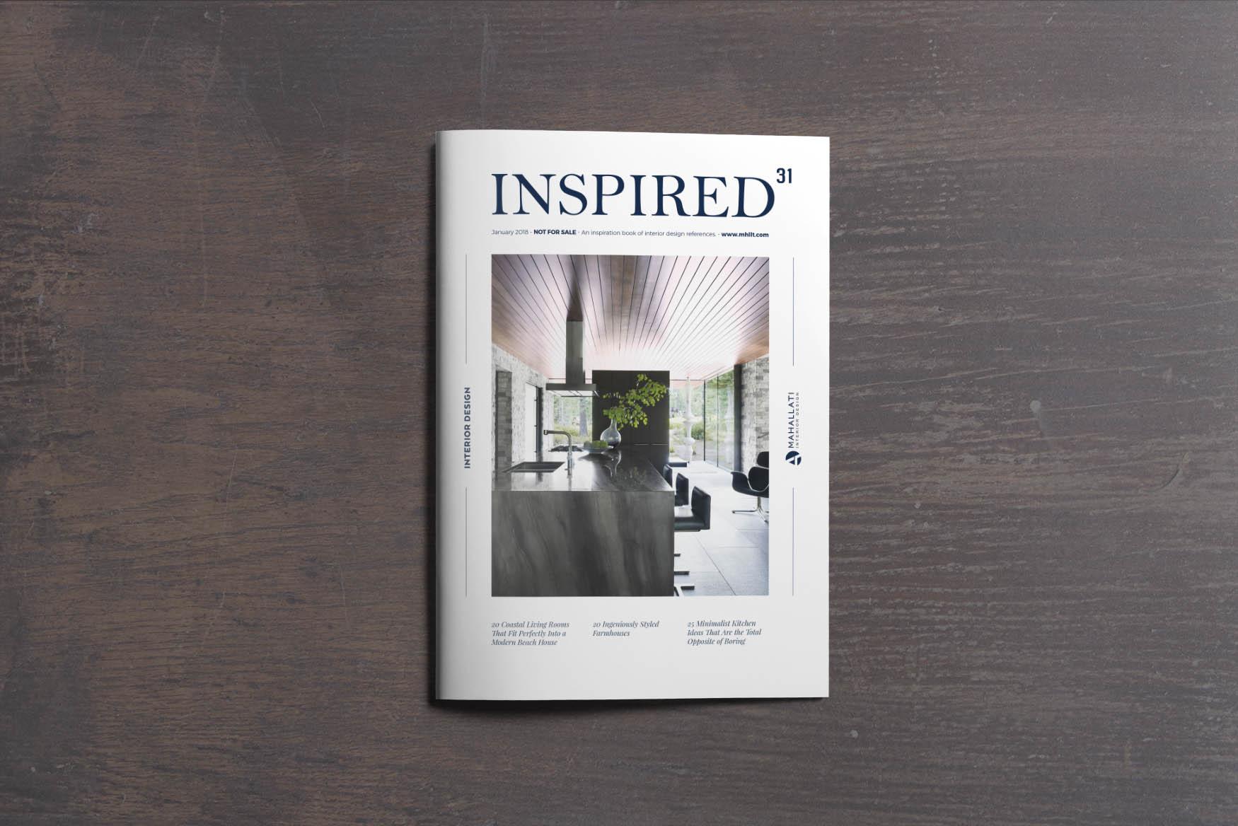 Inspired Vol 31 - January 2018