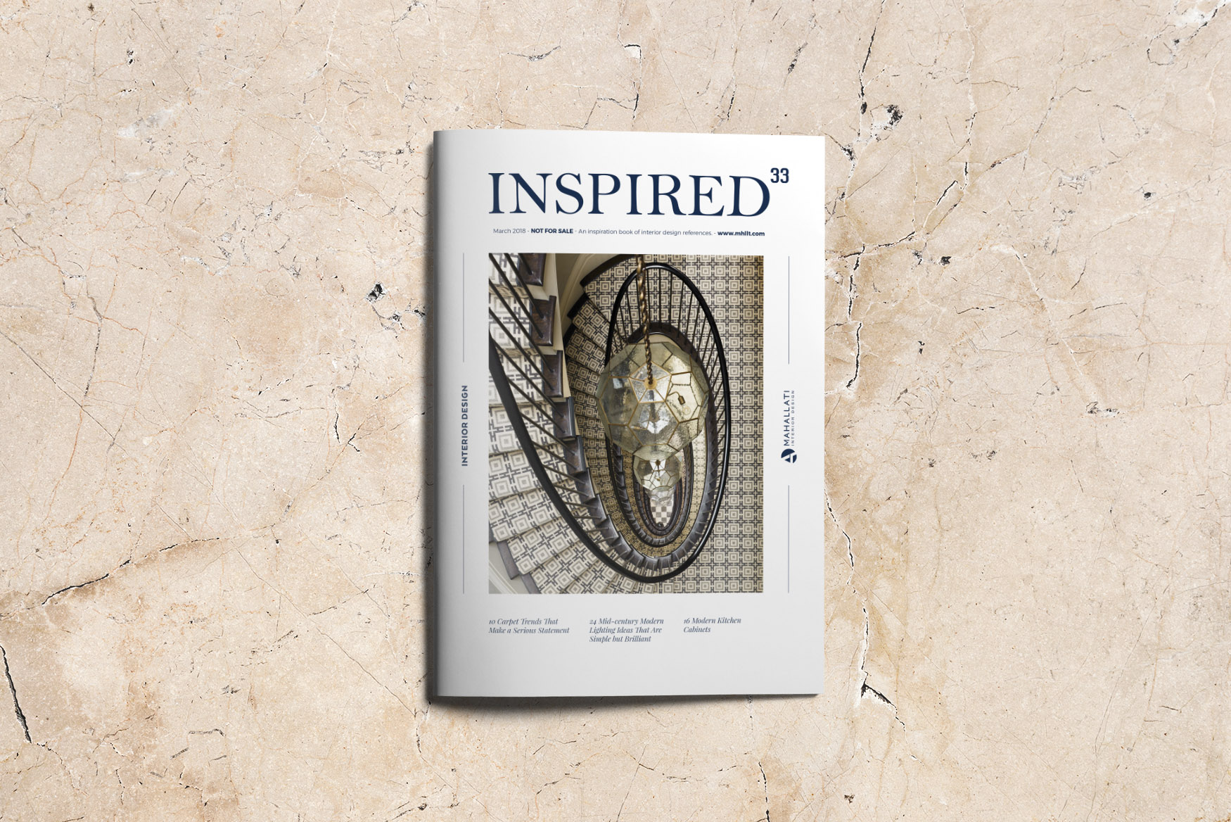Inspired Vol 33 - March 2018