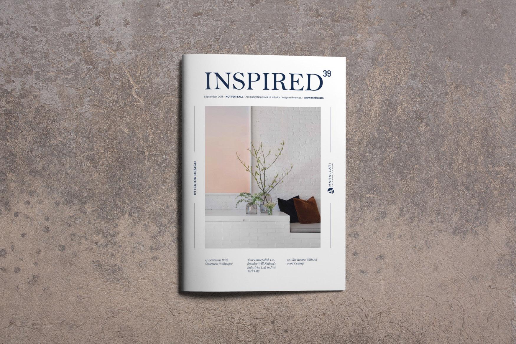 Inspired Vol 39 - September 2018