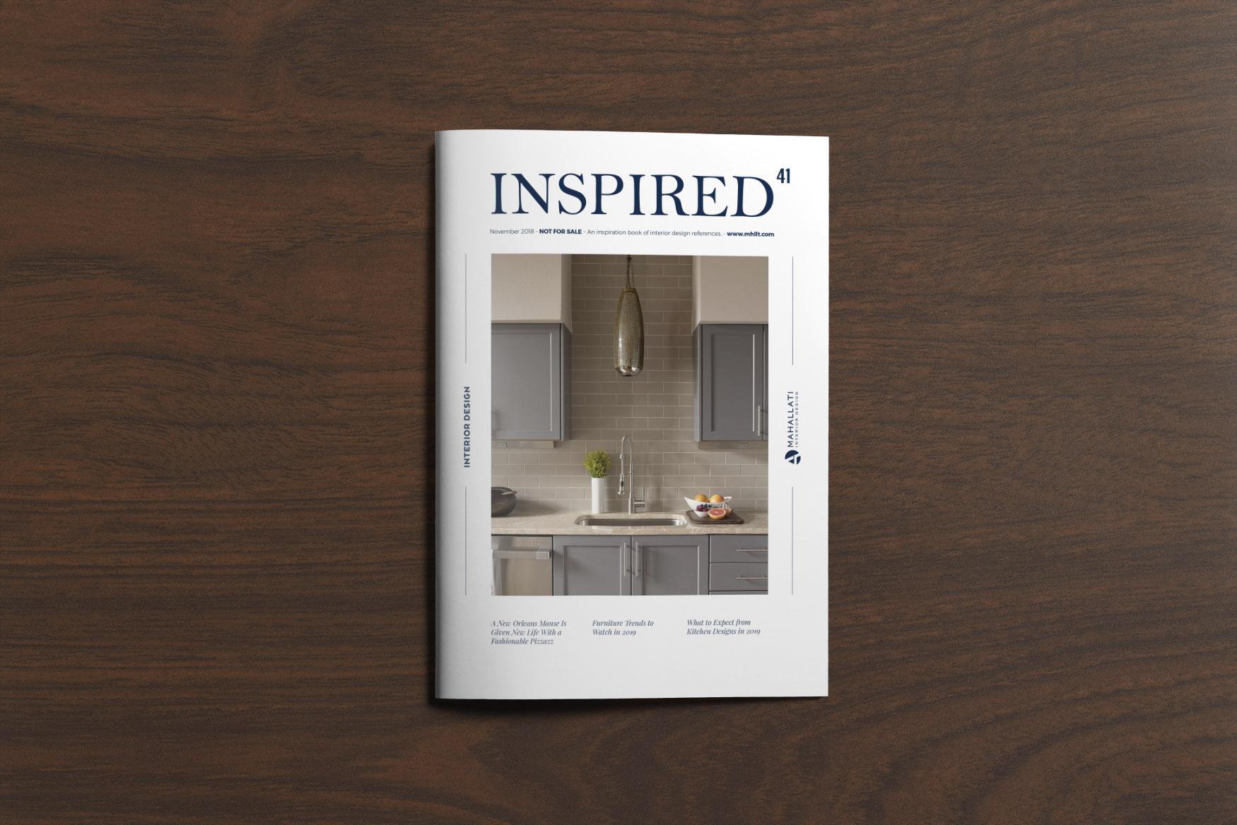 Inspired Vol 41 - November 2018