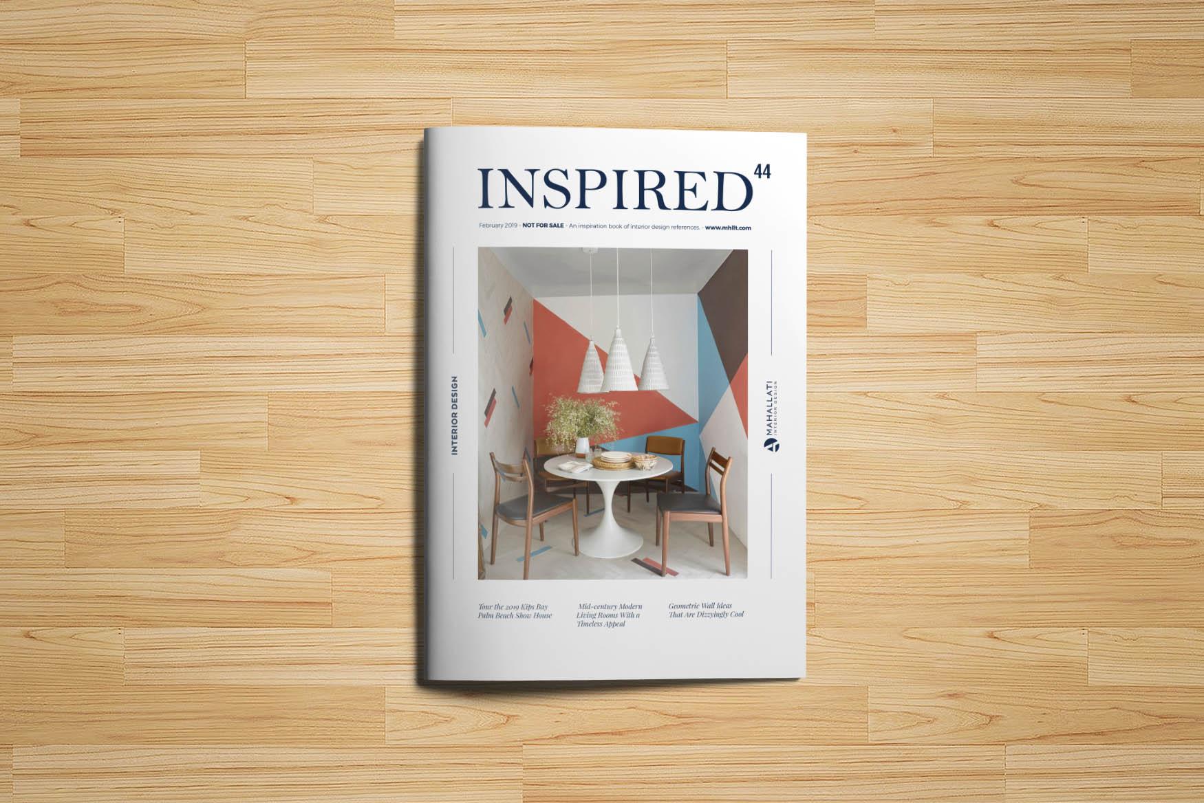 Inspired Vol 44 - February 2019